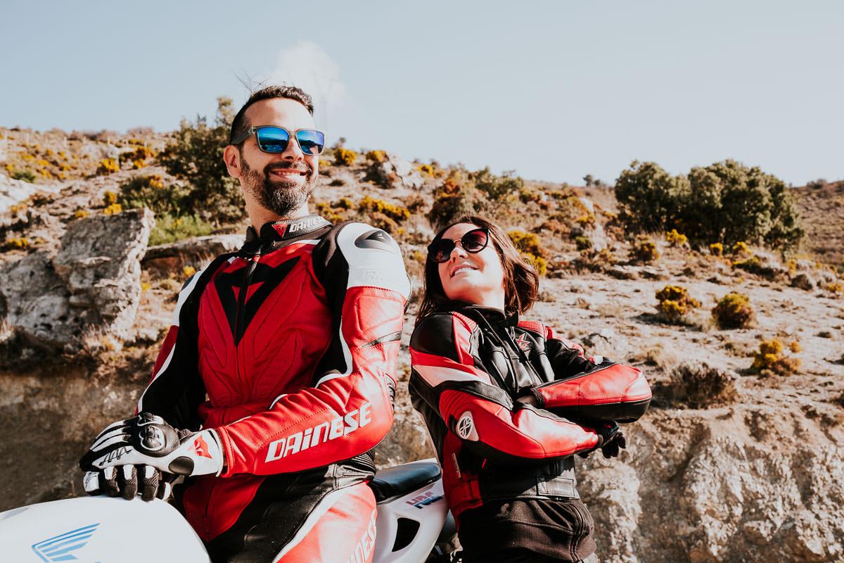 Love Wanderers Preboda motera en Sierra Nevada, Granada