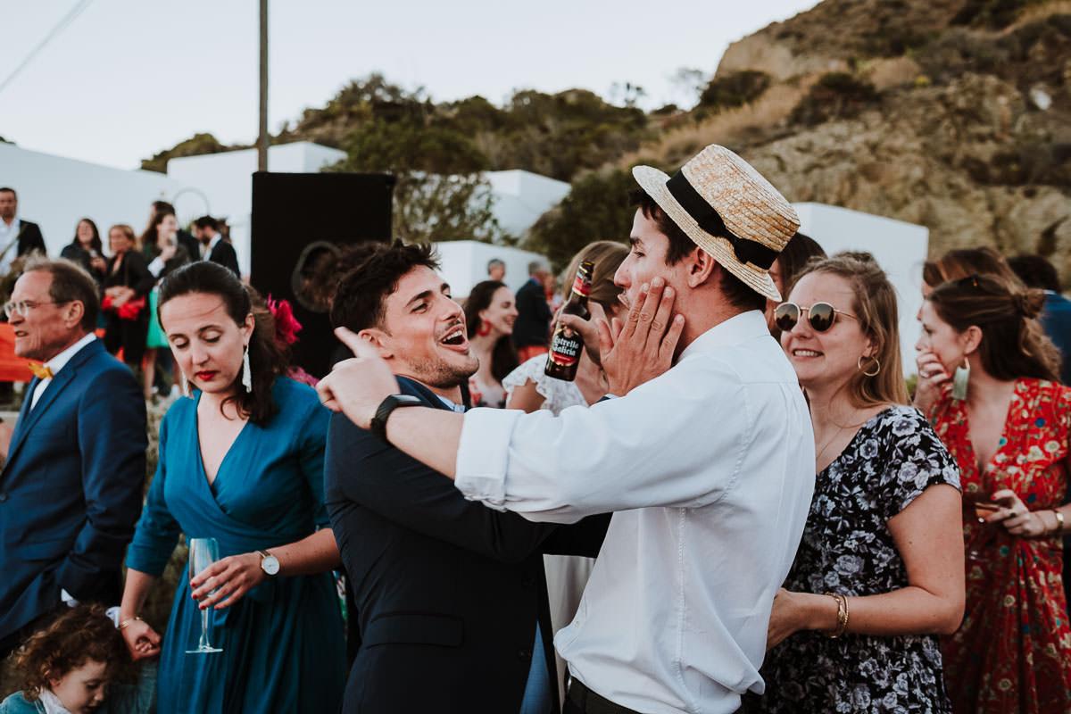 Love Wanderers Boda francesa en Cabo de Gata Almería