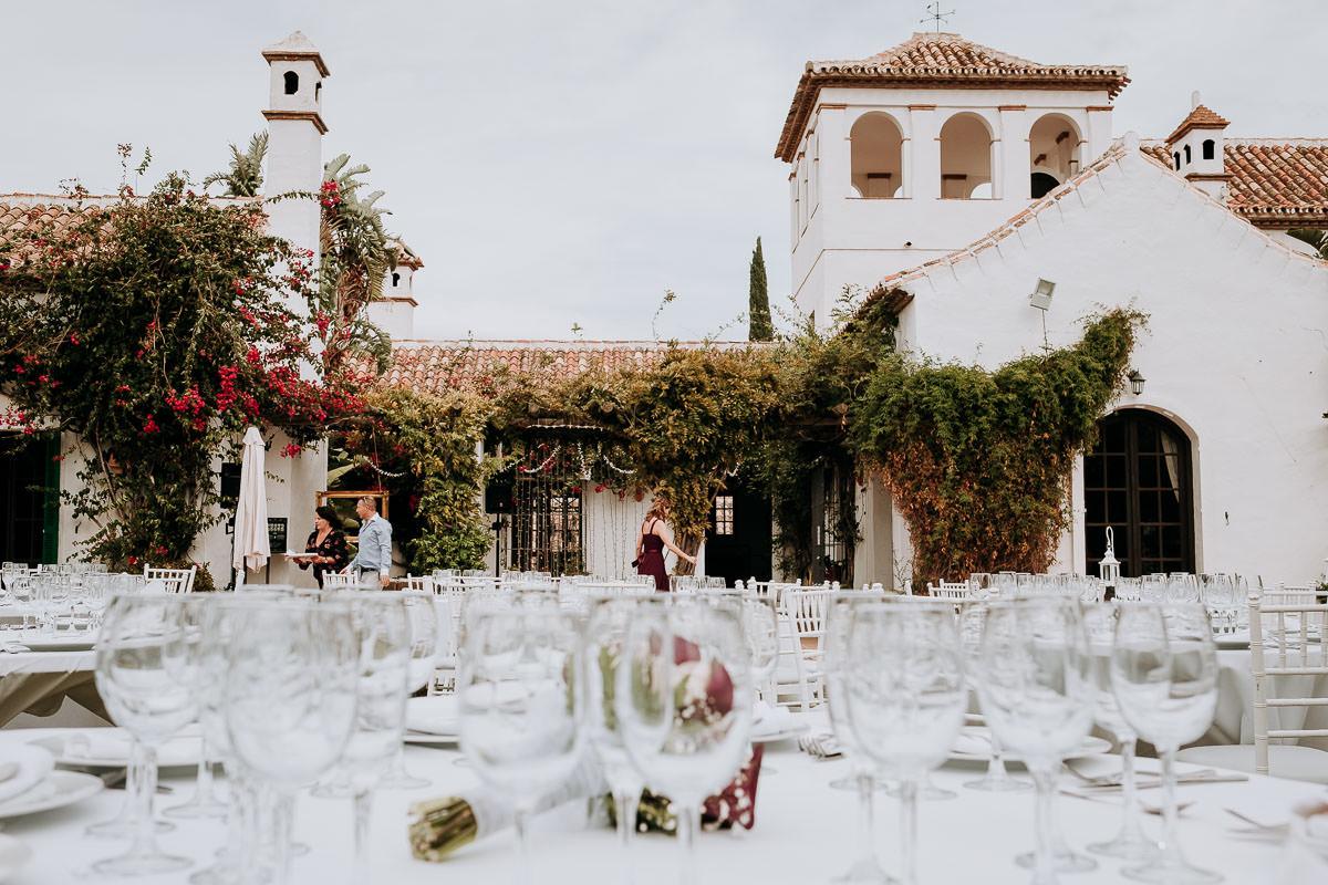 Love Wandereres - Boda intima en Hacienda San José, Málaga
