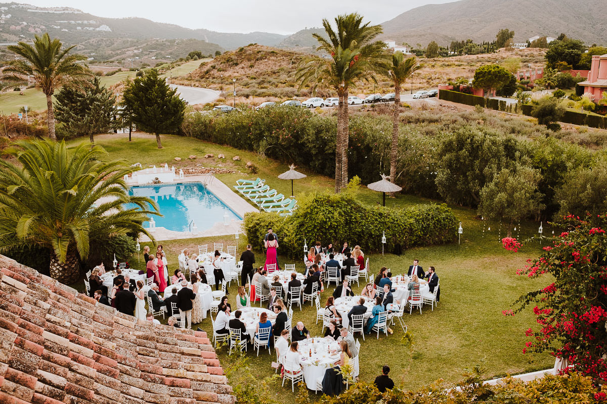 Love Wanderers - Destination Wedding in Hacienda San Jose, Malaga