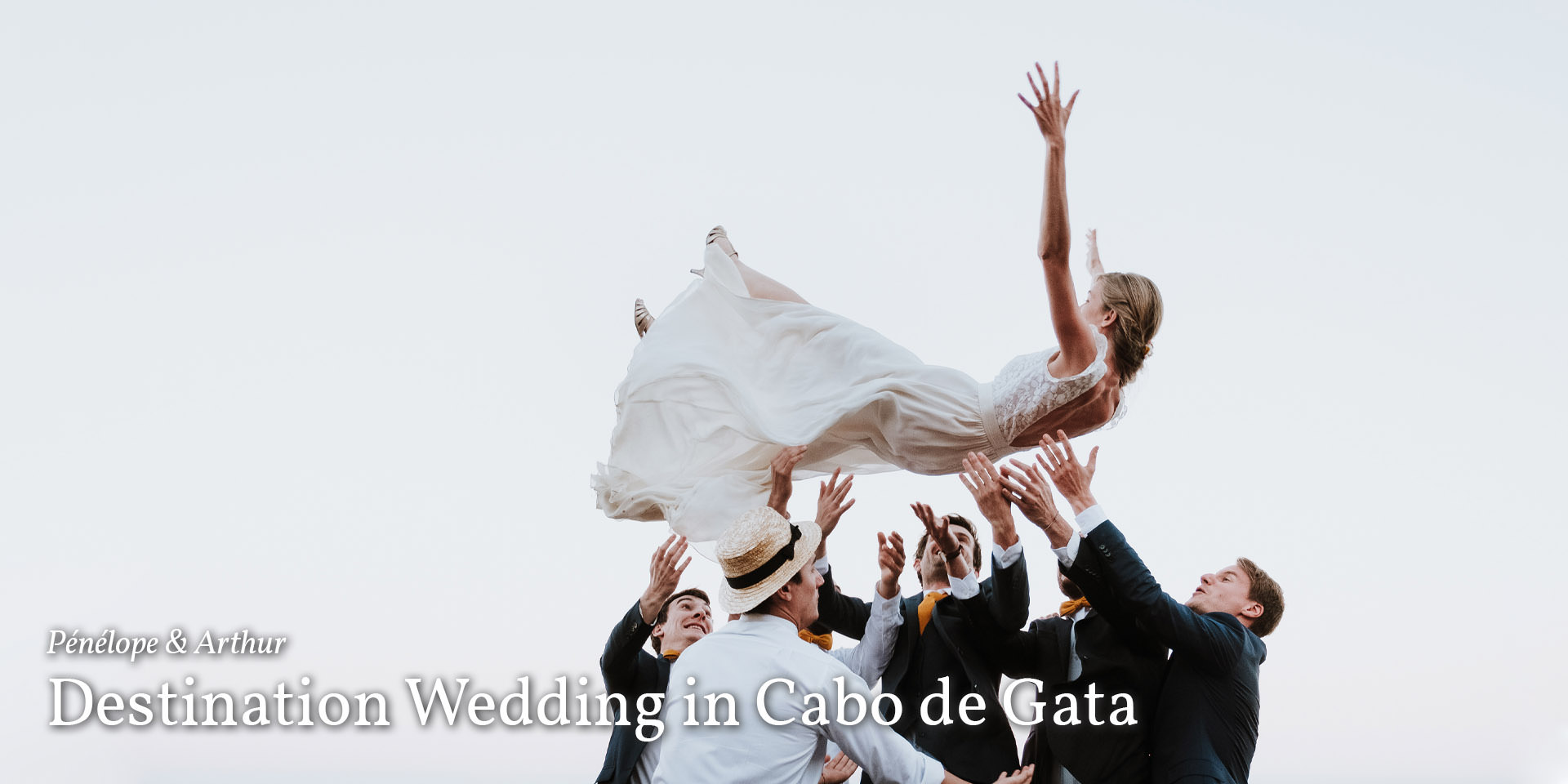 Love Wanderers - Destination French Wedding in Cabo de Gata, Almería