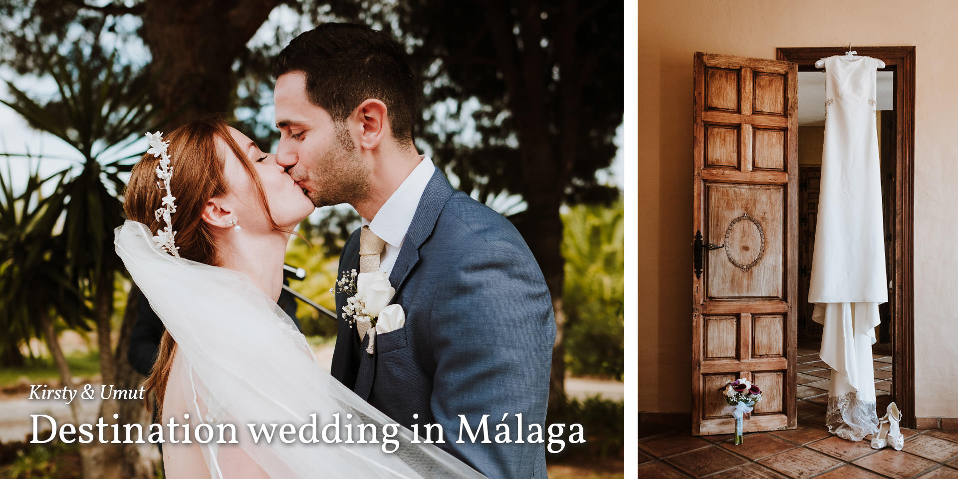 Love Wanderers - Destination Wedding in Malaga