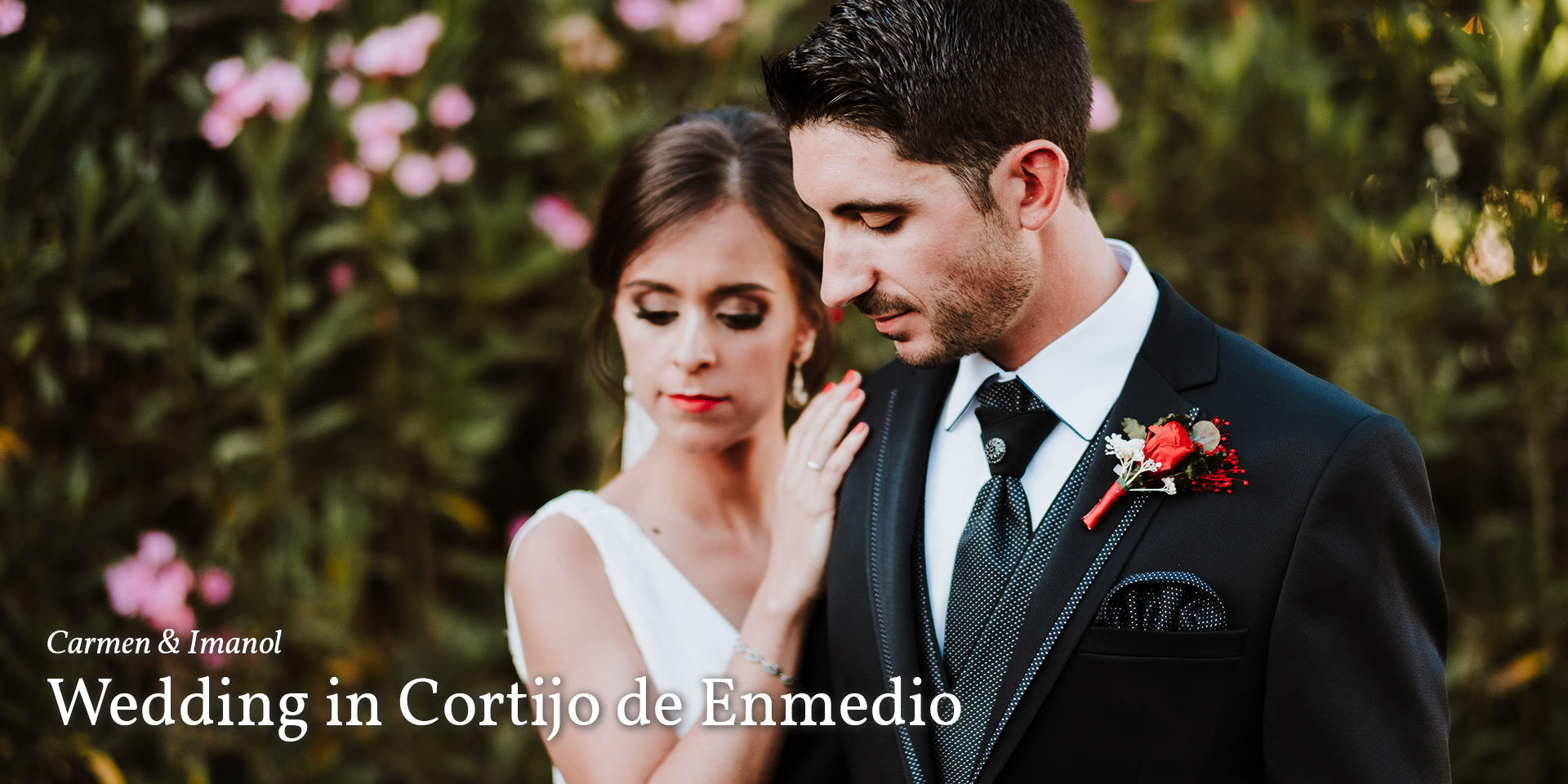 Wedding in Cortijo de Enmedio, Granada