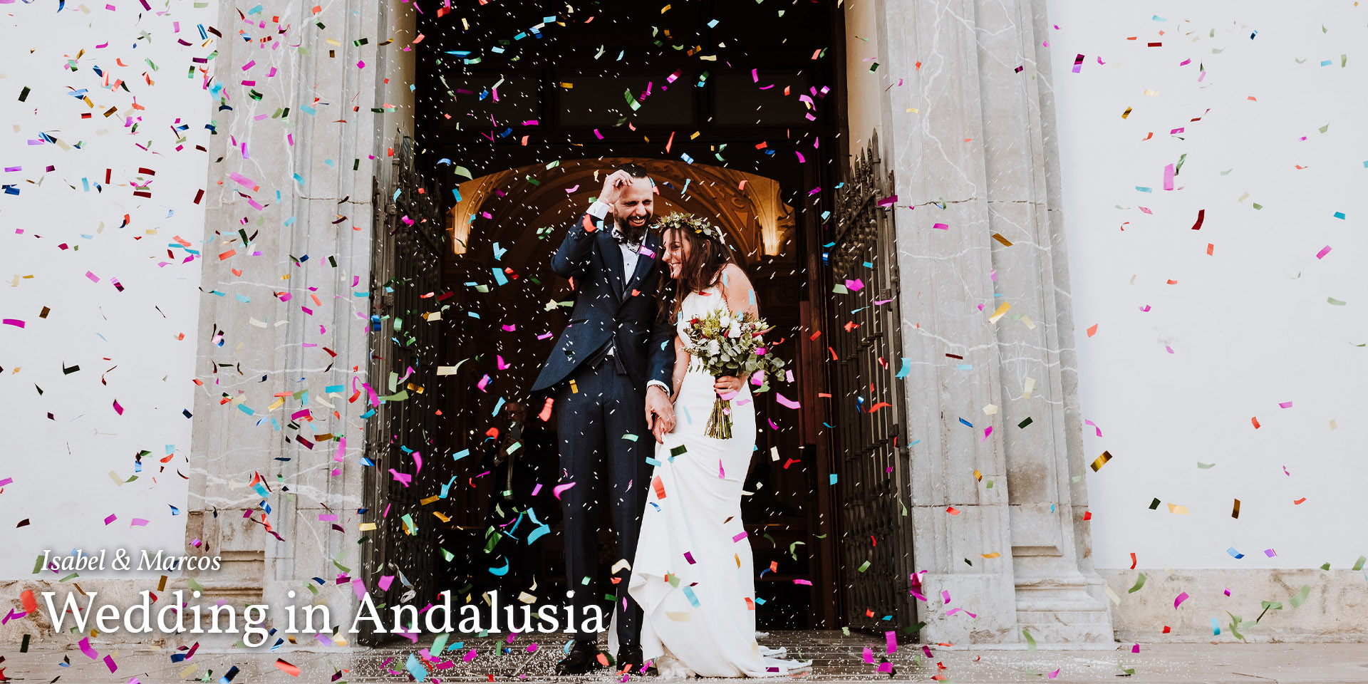 Love Wanderers - Wedding in Andalusia, Spain