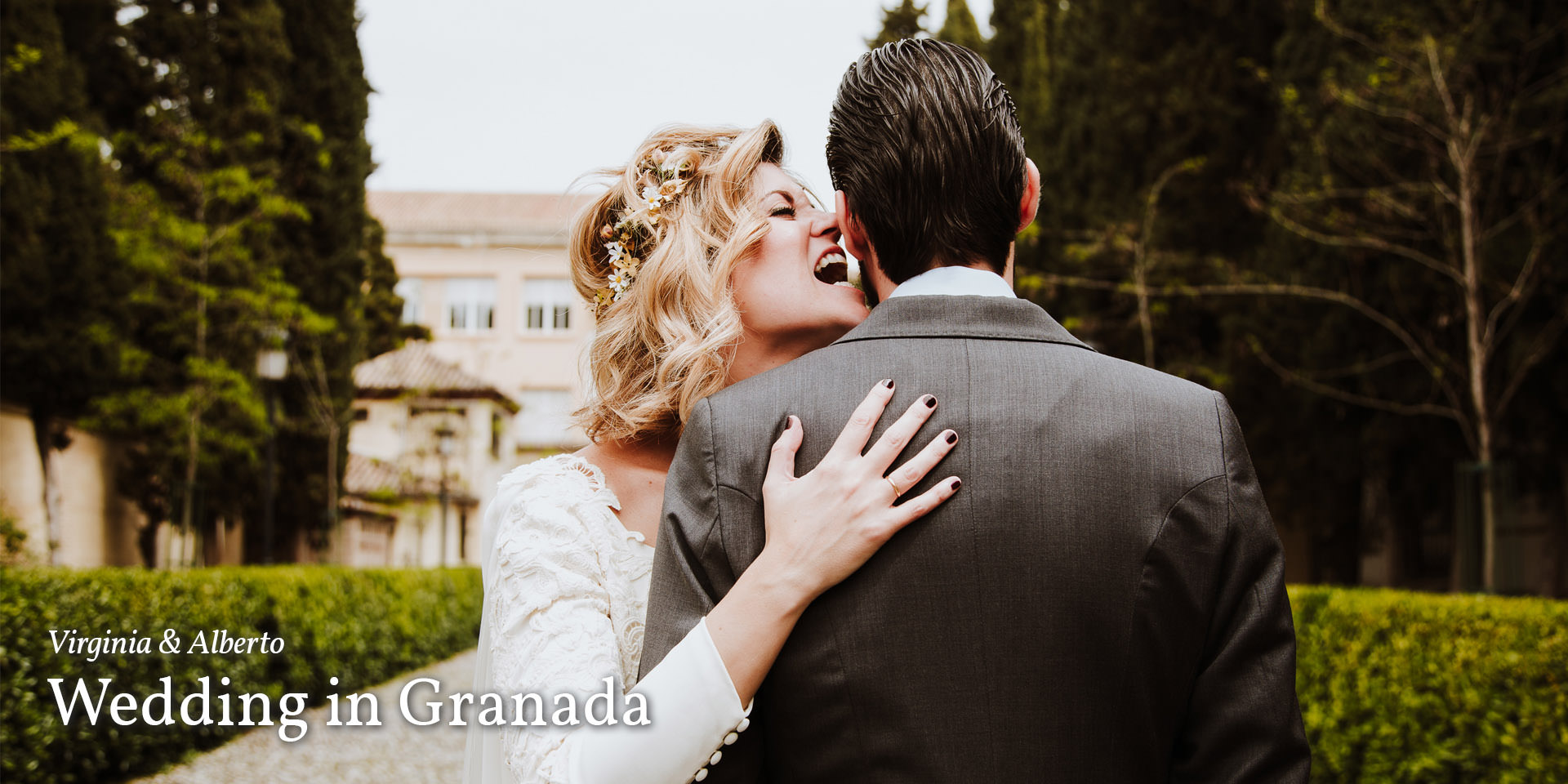 Love Wanderers - Wedding in Granada, Spain