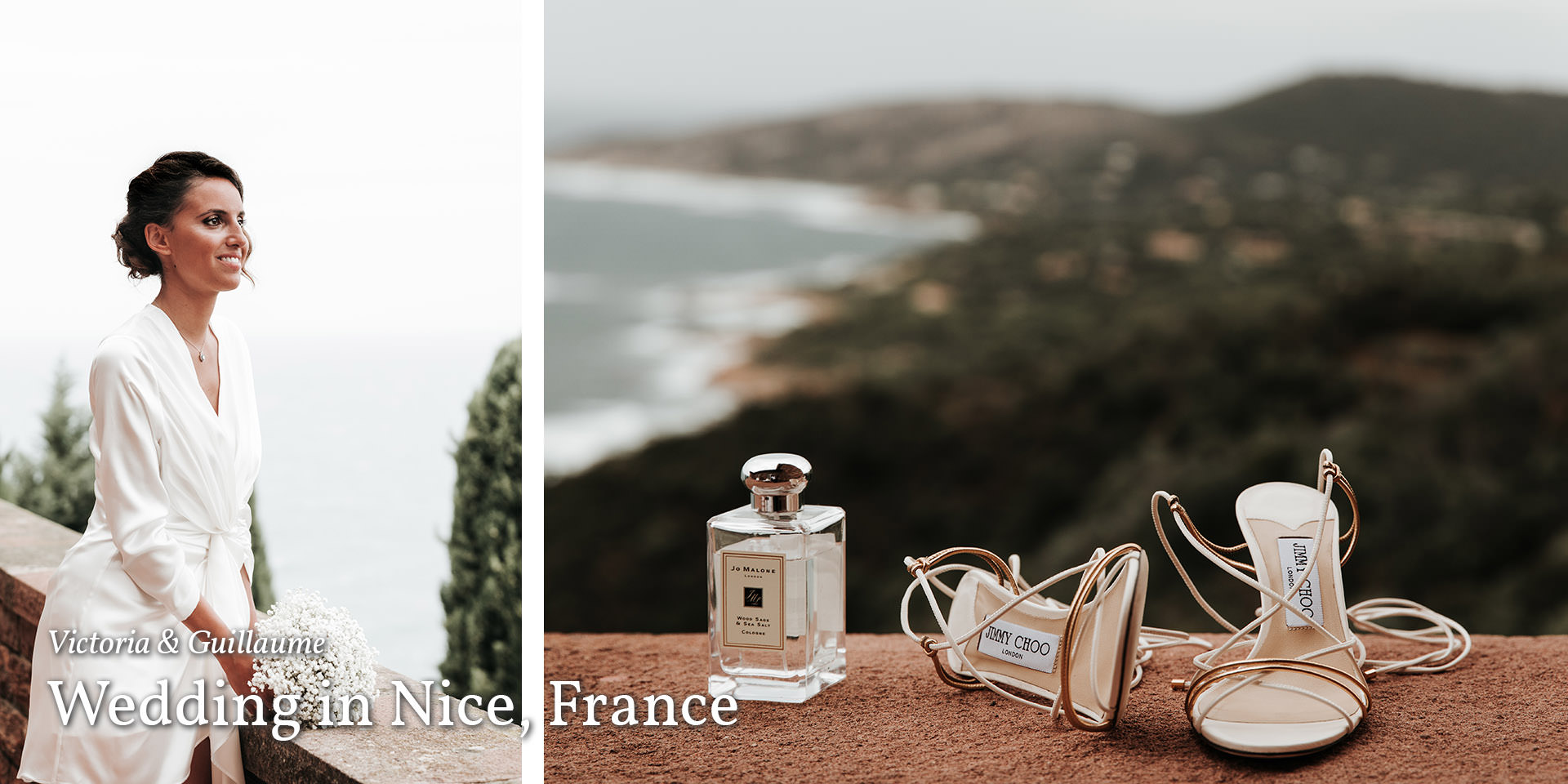 Destination Wedding in Nice, France