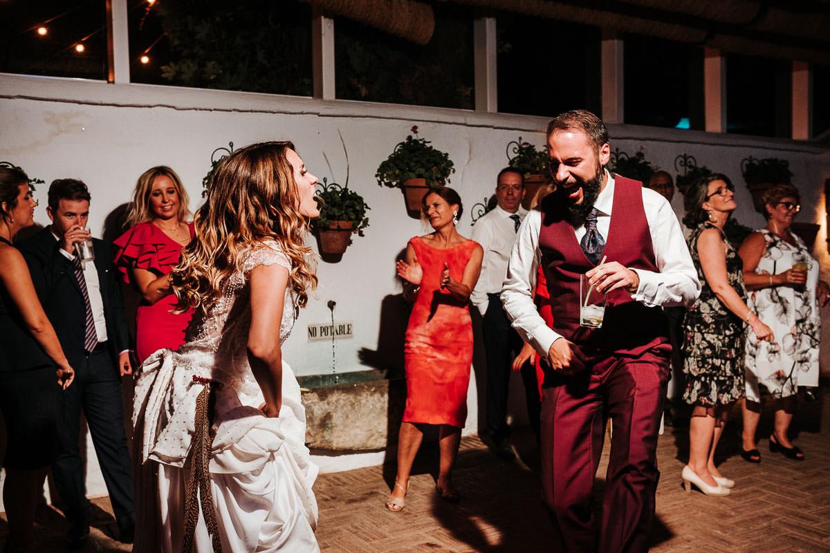 Love Wanderers Boda Boho en el Cortijo de Enmedio en Granada