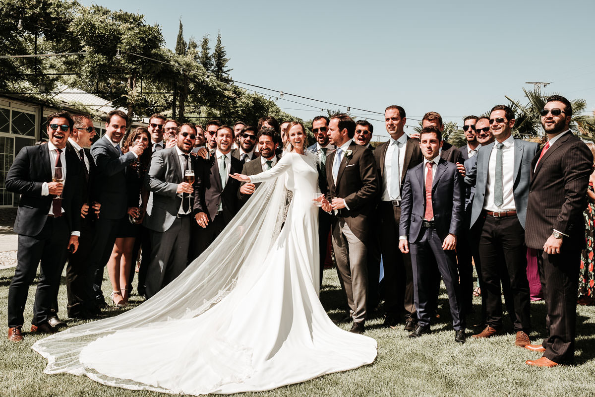 Love Wanderers Boda portuguesa en el Cortijo Alameda en Granada